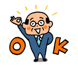 Mr.Yamada sticker #456735