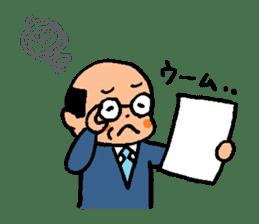 Mr.Yamada sticker #456740