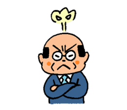 Mr.Yamada sticker #456743