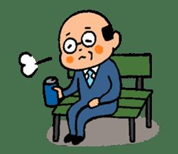 Mr.Yamada sticker #456747