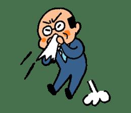 Mr.Yamada sticker #456748