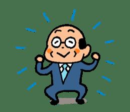 Mr.Yamada sticker #456750