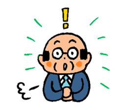 Mr.Yamada sticker #456761