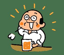 Mr.Yamada sticker #456766