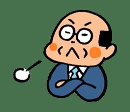 Mr.Yamada sticker #456767