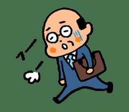 Mr.Yamada sticker #456769