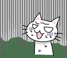 "Cat family ""Ninoneko"" sticker #456815"