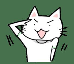 "Cat family ""Ninoneko"" sticker #456820"
