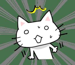 "Cat family ""Ninoneko"" sticker #456822"