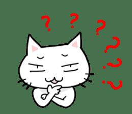 "Cat family ""Ninoneko"" sticker #456825"