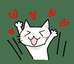 "Cat family ""Ninoneko"" sticker #456827"