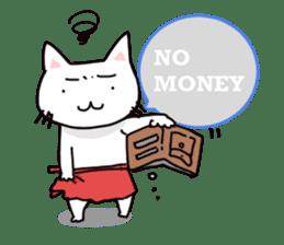 "Cat family ""Ninoneko"" sticker #456836"