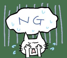 "Cat family ""Ninoneko"" sticker #456838"
