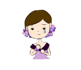 flowerxGirl sticker #457735