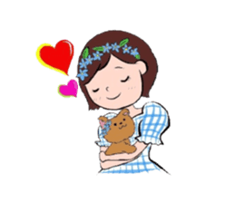 flowerxGirl sticker #457737