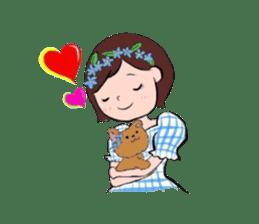 flowerxGirl sticker #457737