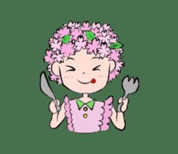 flowerxGirl sticker #457739