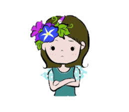 flowerxGirl sticker #457742