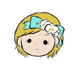 flowerxGirl sticker #457747