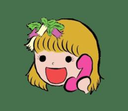 flowerxGirl sticker #457748