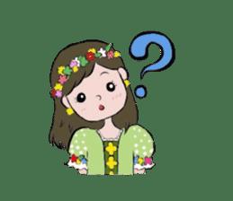 flowerxGirl sticker #457762