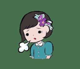 flowerxGirl sticker #457764