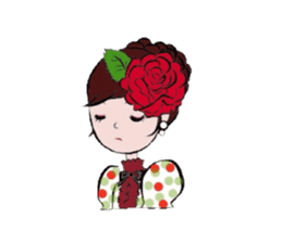 flowerxGirl sticker #457765