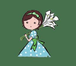 flowerxGirl sticker #457772