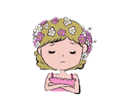 flowerxGirl sticker #457773