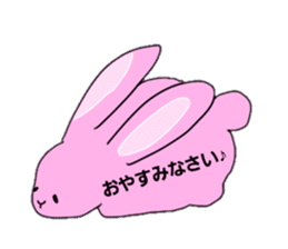 mascot character animala sticker #459115
