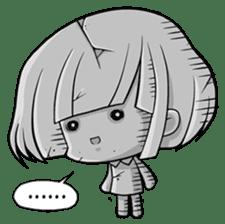 Cutie Ami sticker #459964