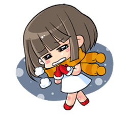 Cutie Ami sticker #459967