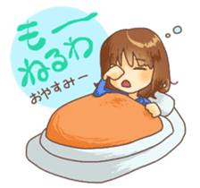 Japanese Kansai accent sticker #460103