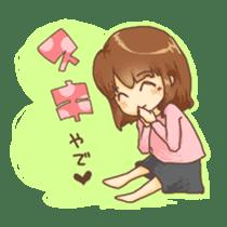 Japanese Kansai accent sticker #460105
