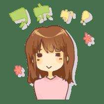 Japanese Kansai accent sticker #460109