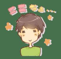 Japanese Kansai accent sticker #460110