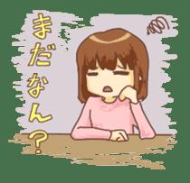 Japanese Kansai accent sticker #460120