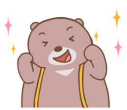 Bear boy~Kuma-kun~ sticker #460575