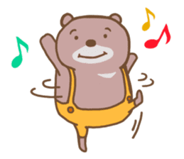 Bear boy~Kuma-kun~ sticker #460585