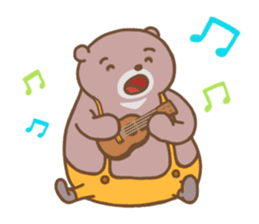 Bear boy~Kuma-kun~ sticker #460587