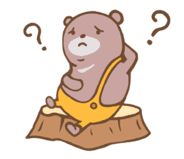 Bear boy~Kuma-kun~ sticker #460588