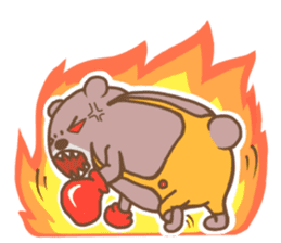Bear boy~Kuma-kun~ sticker #460590