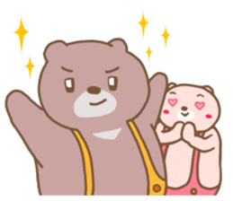 Bear boy~Kuma-kun~ sticker #460598