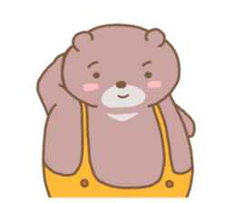 Bear boy~Kuma-kun~ sticker #460602