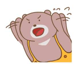 Bear boy~Kuma-kun~ sticker #460603