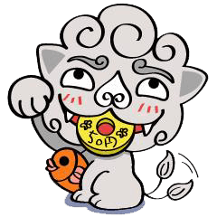 fuku lion
