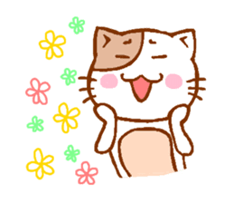 Every day of a cat sticker #460749