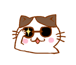 Every day of a cat sticker #460763