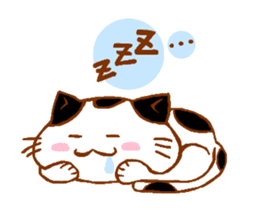 Every day of a cat sticker #460766