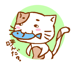 Every day of a cat sticker #460771
